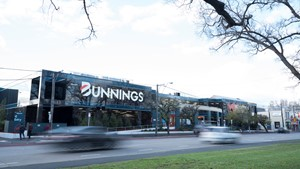 Bunnings repurposes old buildings