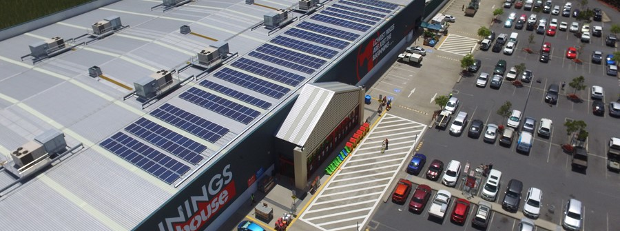 Bunnings continues solar investment