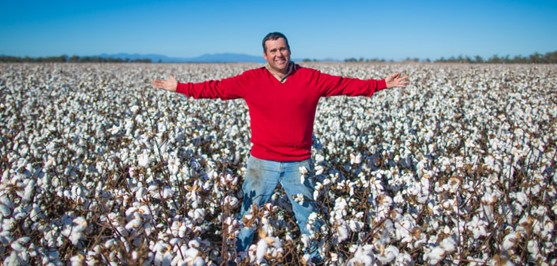 Target partners with Cotton Australia