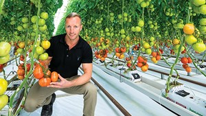 Coles combines innovation with sustainable agriculture