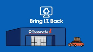 Bring I.T. Back at Officeworks